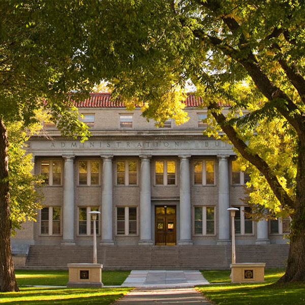 Image of Colorado State University Administration Building